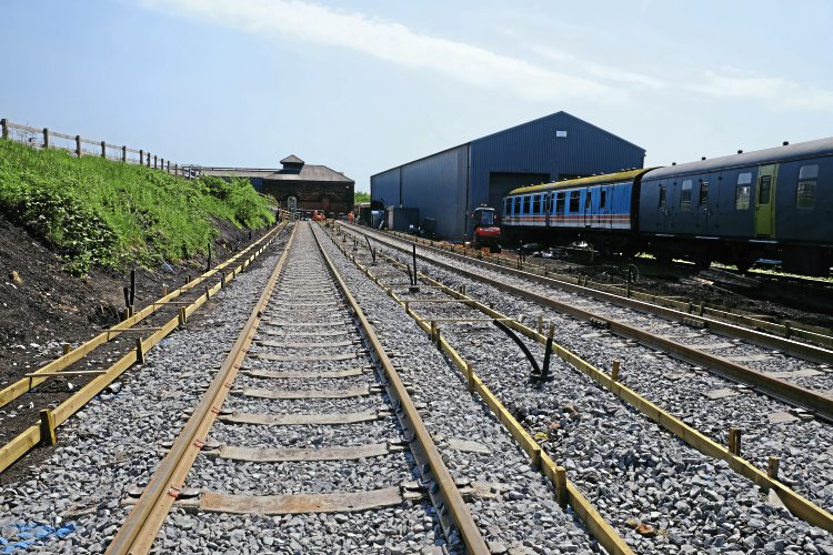 Barrow Hill Gets Ready For East Midlands Servicing Role