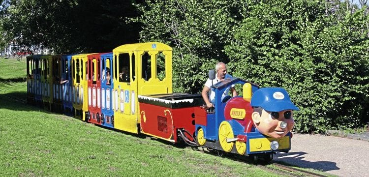 West Sussex Diddly's Miniature Railway closes – The Railway