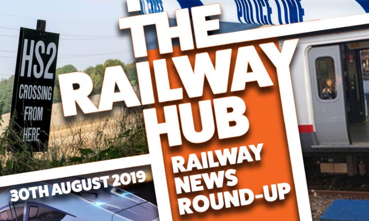 The Railway Hub Round Up