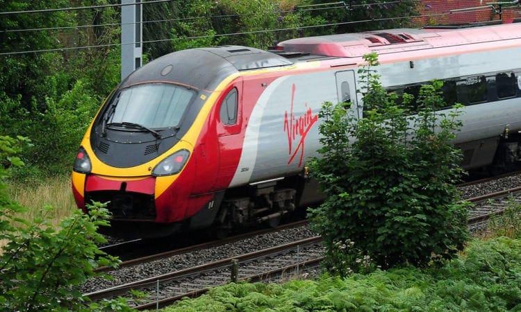 London to Glasgow passengers choose rail over air