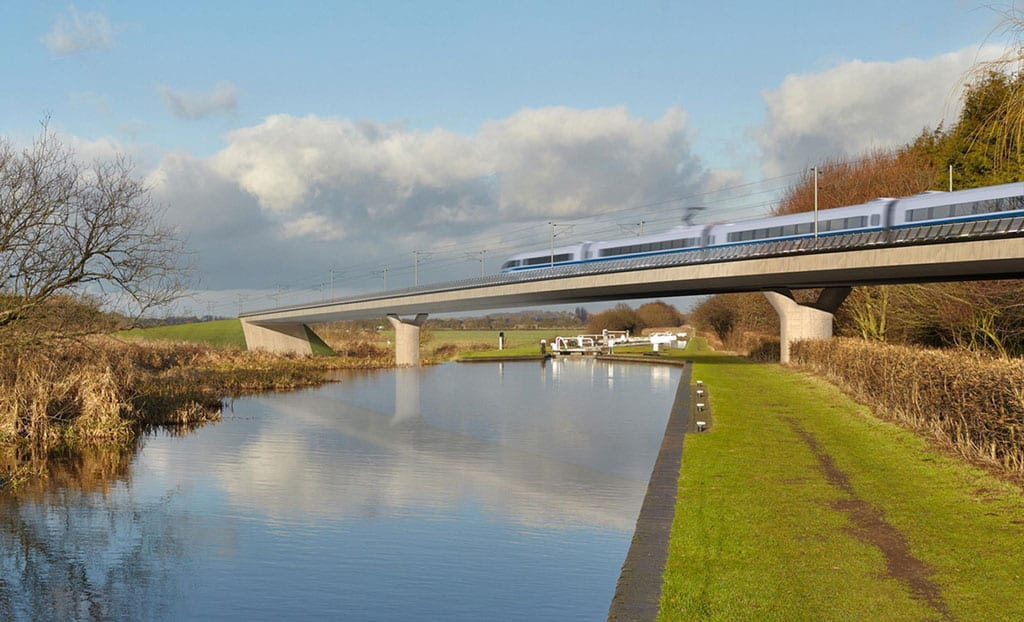 Chancellor Sajid Javid expected to back HS2