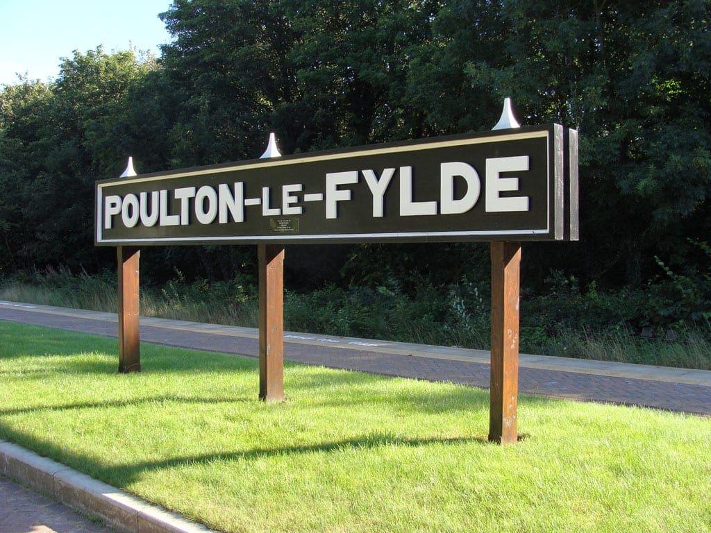 Poulton-le-Fylde