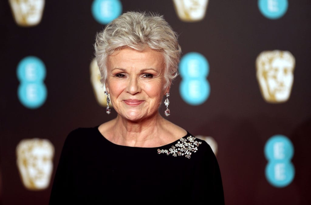 Dame Julie Walters supports the campaign against Blue Monday