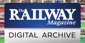 railway magazine archive