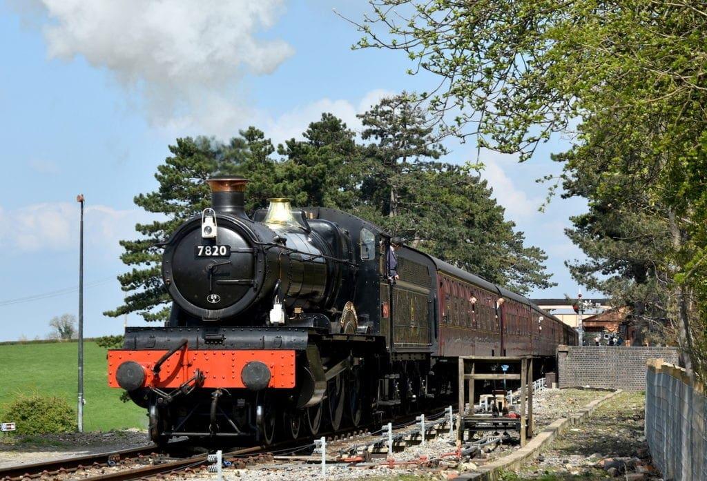 Over £100k raised in Gloucestershire Warwickshire Railway Trust's appeal