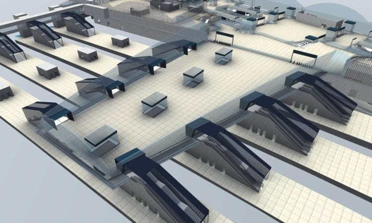 HS2 begin search for lift and escalator suppliers