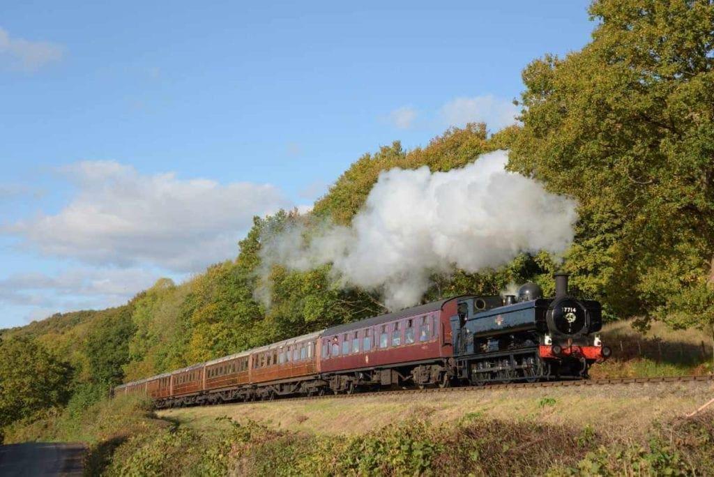 Severn Valley Railway emergency appeal hits £100,000 milestone