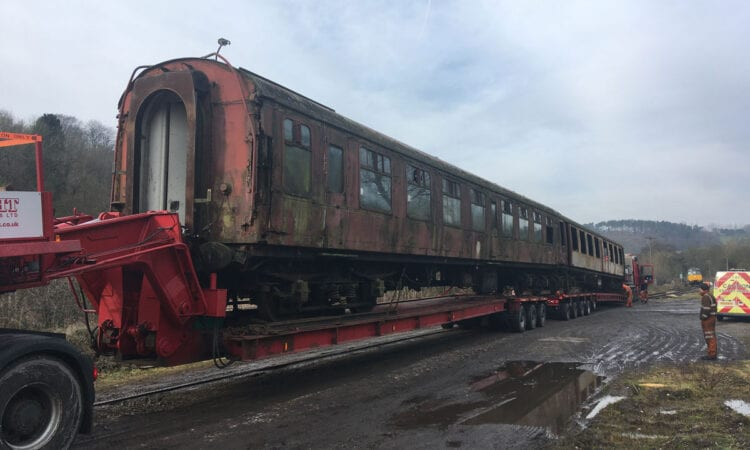 Churnet Valley Railway has announced that the line's coach appeal has surpassed the £11,000 landmark over the course of the weekend.