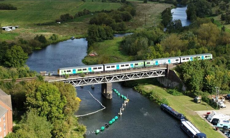 Hydrogen-powered train HydroFLEX
