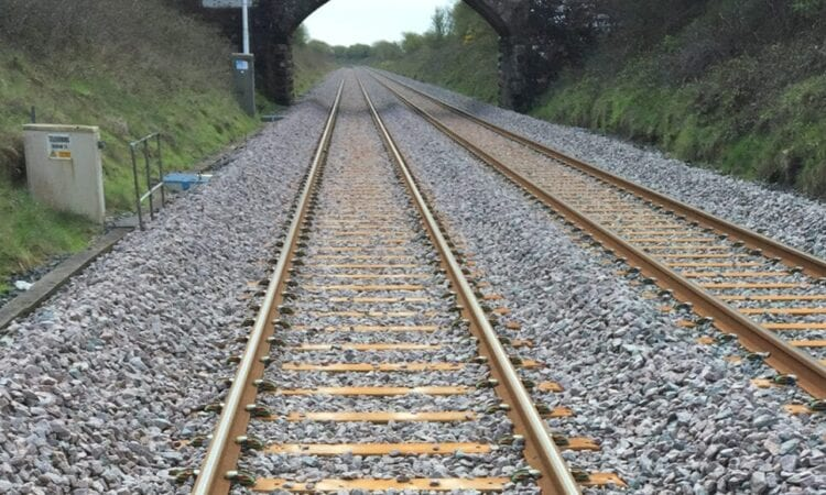 Bootle track in Cumbria