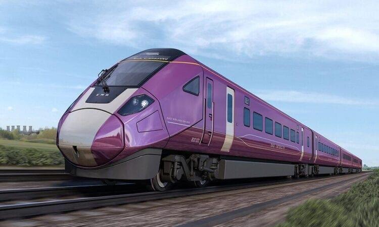 East Midlands Railway's new Intercity fleet named Aurora