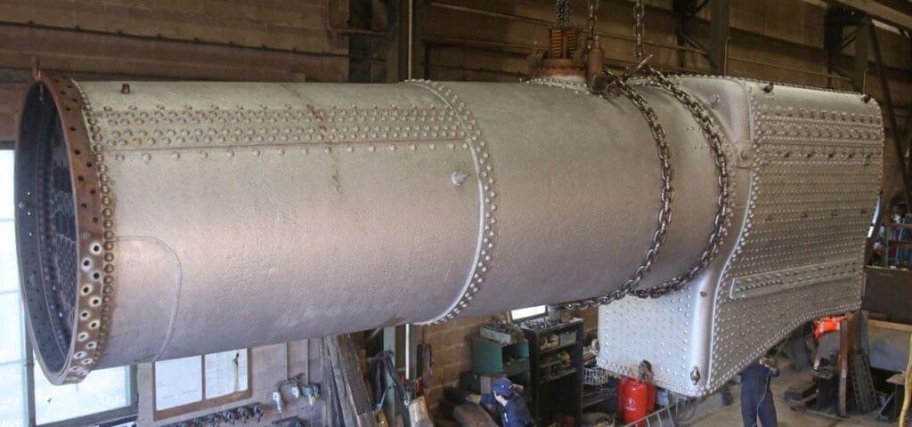 4930 Hagley Hall boiler