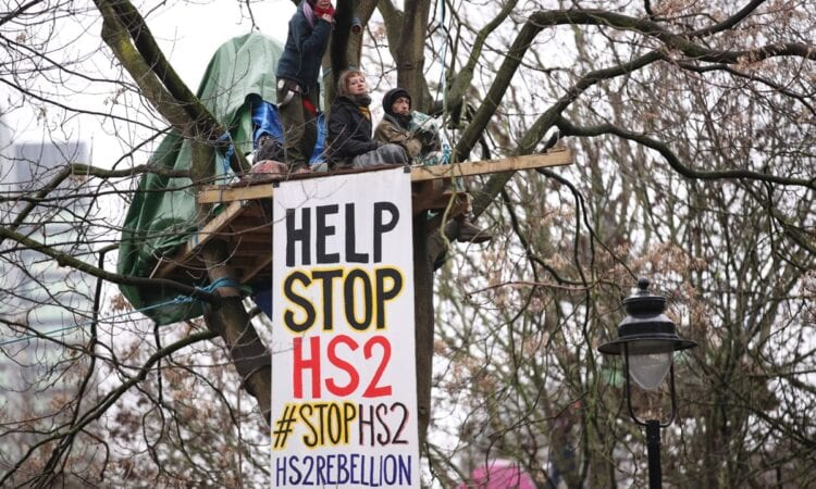 HS2: Grant Shapps says project is critical