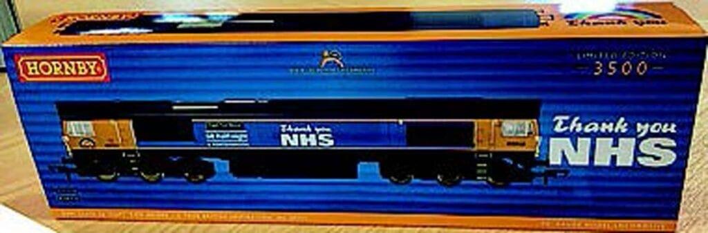 Win Capt Tom Moore Hornby model in The Railway Magazine
