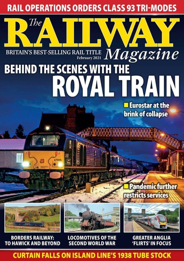 The Railway Magazine February