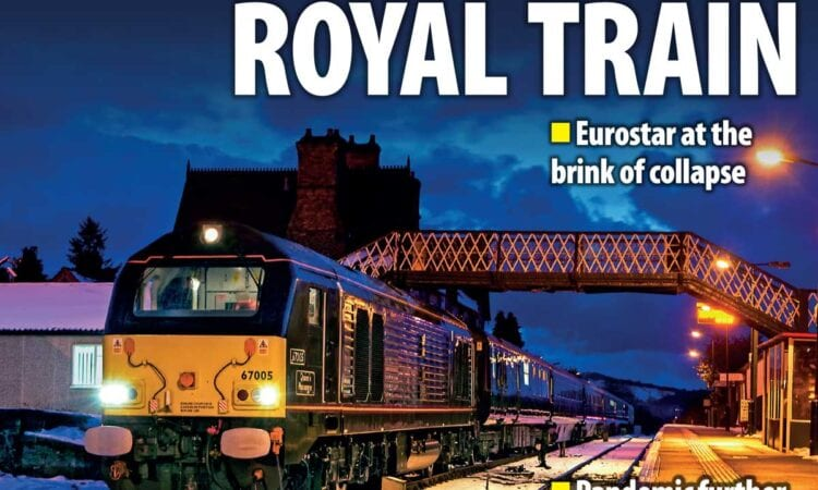 The Railway Magazine February